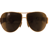 Second Hand Brille in Gold