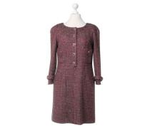 Second Hand Kleid in Tweed-Optik