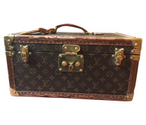 "Second Hand ""Beauty Case Monogram Canvas"""
