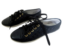 Second Hand Leder-Sneakers