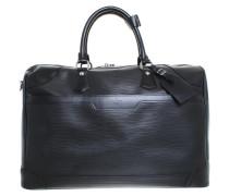 Second Hand Schwarze Reisetasche aus Epi-Leder