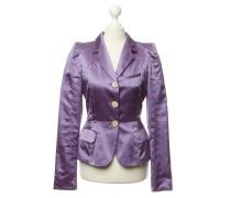 Second Hand Violettfarbener Blazer