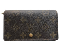 Second Hand Portemonnaie aus Monogram Canvas