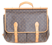 "Second Hand ""Sac Chasse"" Monogram Canvas"