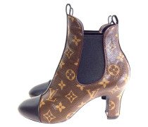 Second Hand Ankle Boot mit Monogram
