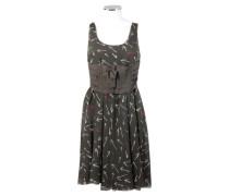 Second Hand  Kleid mit Miedergürtel