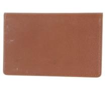 Second Hand  Führerschein-Etui aus Taiga-Leder