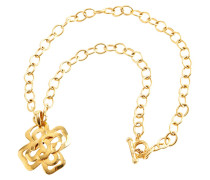 Second Hand Kette in Gold