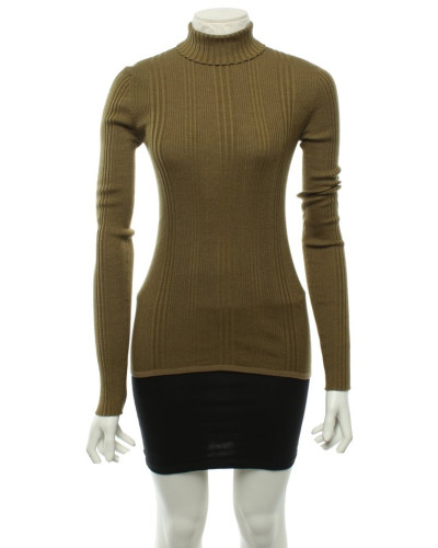 Second Hand  Pullover in Oliv