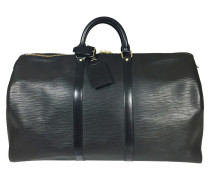 "Second Hand ""Keepall 50 Epi"" in Schwarz"