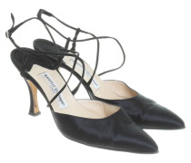 Second Hand Slingpumps in Schwarz