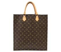 Second Hand  Tote Bag aus Monogram Canvas