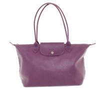 Second Hand Handtasche in Violett