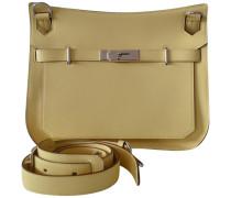 Second Hand Handtasche in Gelb