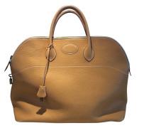 "Second Hand  ""Bolide Bag"" aus Togo-Leder"