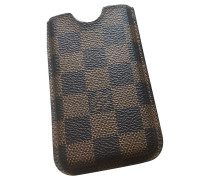 "Second Hand  "" Iphone 4S Case Damier Ebene Canvas"""