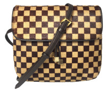 Second Hand  Gazelle Damier Sauvage Leder