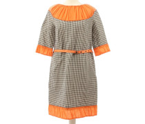 Second Hand Kleid mit Vichy-Karo