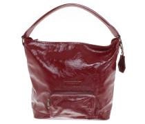 Second Hand  Handtasche in Rot
