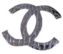 Second Hand Kette aus Stahl in Silbern