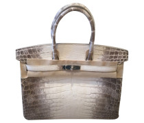 "Second Hand  ""Birkin Bag 35 Himalaya"""