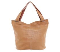 Second Hand  Handtasche aus geflochtenem Leder
