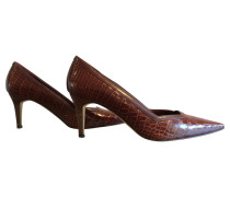 Second Hand Kroko Pumps