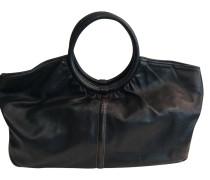 Second Hand Lederhandtasche