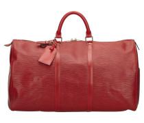 Second Hand Louis Vuitton Epi Keepall 50