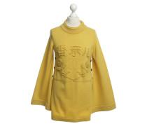 Second Hand Pullover mit Trompetenärmeln