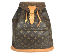 Second Hand  Montsouris GM Monogram Canvas
