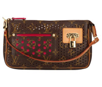 Second Hand  Pochette Monogram Perforated