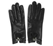 Second Hand  Handschuhe mit Strass