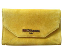 Second Hand Clutch aus Wildleder