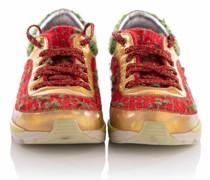 Second Hand Sneakers aus Baumwolle
