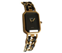 Second Hand Armbanduhr aus Gelbgold