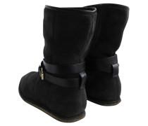 Second Hand  Lammfell-Boots