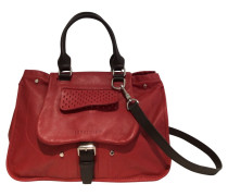Second Hand  Handtasche in Rot
