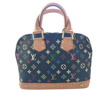 "Second Hand ""Alma MM Monogram Multicolore Noir"""