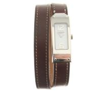 Second Hand  Armbanduhr aus Edelstahl