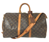 "Second Hand ""Keepall 45 Monogram Canvas"""