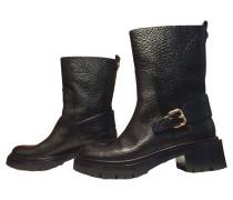 Second Hand  Biker Boots