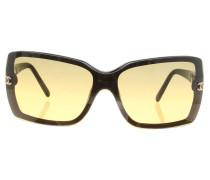 Second Hand Sonnenbrille mit Farbverlauf