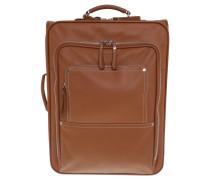 Second Hand  Koffer aus Leder