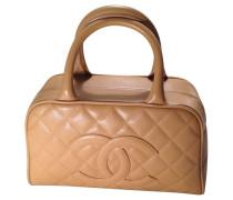 Second Hand Handtasche aus Kaviarleder