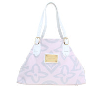 """Second Hand """"Tahitienne Cabas PM Bag"""" in Rose"""