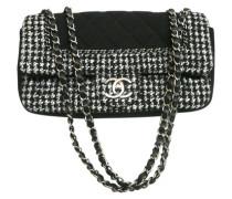 Second Hand Stofftasche mit Kettenhenkel