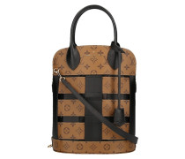 Second Hand  Tressage Tote Monogram Reverse