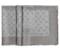 Second Hand Schal-Monogram Verone Gray Beige
