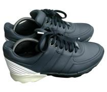Second Hand Sneakers in Blau